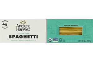 Ancient Harvest Gluten Free Organic Supergrain Pasta Spaghetti