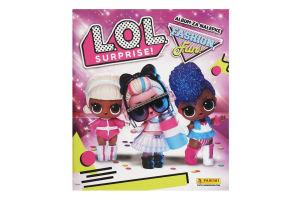 Альбом Fashion Fun L.O.L. Surprise 1шт