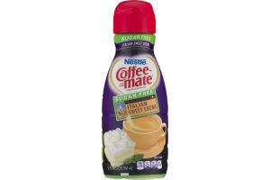 Nestle Coffee-Mate Coffee Creamer Sugar Free Italian Sweet Creme