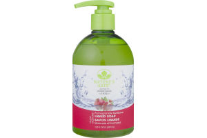 Nature's Gate Liquid Soap Pomegranate Sunflower