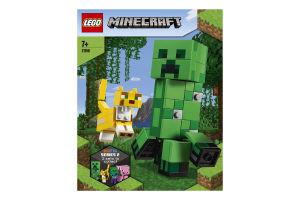 Конструктор для детей от 7лет №21156 Minecraft Lego 1шт