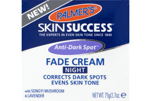 Palmer's Skin Success Anti-Dark Spot Night Fade Cream