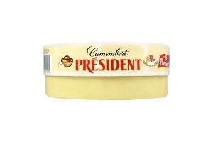 Сыр 45% мягкий Camembert President к/у 250г