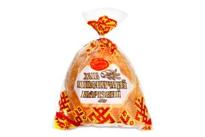 Хліб половинка в нарізці Пшеничний Одеська паляниця м/у 450г