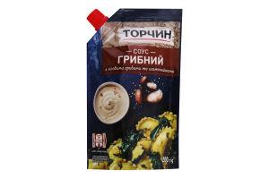 Соус з лісовими грибами та шампіньйонами Грибний Торчин д/п 200г