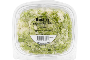 Boston Fresh Broc & Cauli Rice