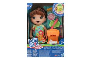 Кукла Baby Alive Снэки для малыша