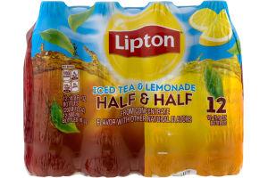Lipton Iced Tea & Lemonade Half & Half -12 PK