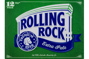 Rolling Rock Extra Pale - 12 PK