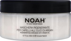 Маска для волосся з аргановою олією Noah 200мл