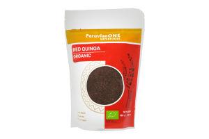 Киноа PeruvianONE Superfoods красная органическая