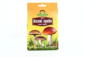 Гриби Боровичок суміш лісових грибів 50г