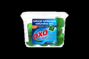 Капсулы OXO д/стирки белых вещей