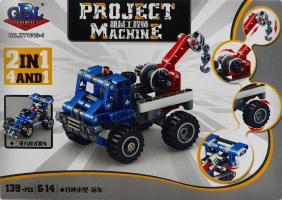Конструктор Проект Машина-Кран 139пр D`1