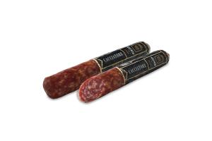 Колбаса высшего сорта Cacciatore Gremio de la carne с/в в/у 320г