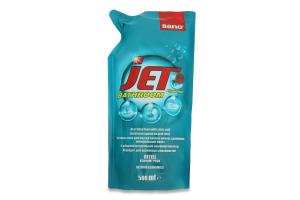 Піна очищуюча для миття ванних кімнат Jet Sano 500мл