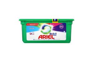 Средство моющее синтетическое жидкое в растворимых капсулах Color Ariel 27х23.8г
