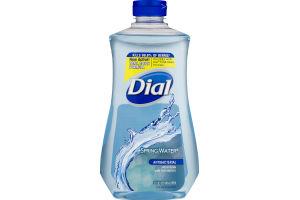 Dial Antibacterial Hand Soap Spring Water