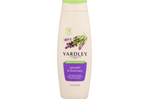 Yardley Bath & Shower Gel Lavender & Rosemary
