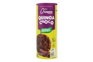 Печиво шоколадне без цукру Quinoa Choco Digestive Santiveri м/у 175г