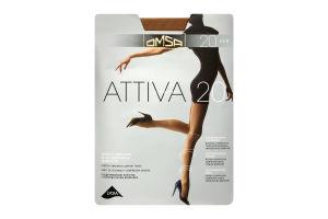 Колготки Attiva 20_Caramello3 OMSA