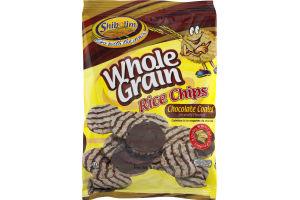 Shibolim Whole Grain Rice Chips Chocolate Coated