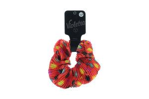 Резинка для волос №124179 Violetta 1шт