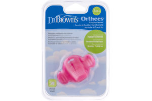 Dr. Brown's Orthees Transition Teether 3m+