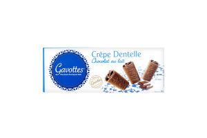 Вафли Gavоttes в молочном шоколаде