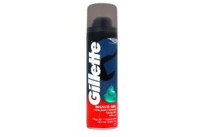 Гель для бритья Классический Gillette 200мл