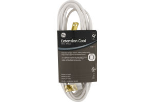 GE Extension Cord 9' Indoor