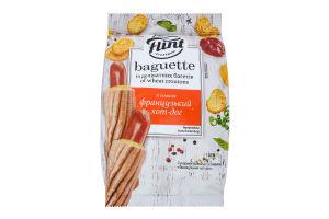 Сухарики пшеничные Французский хот-дог Flint м/у 110г