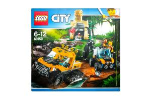LEGO® City Миссия Исследование джунглей 60159