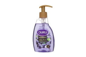 Duru Gour. рідке мило Чорн. парфе 300мл