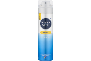 Nivea Men Shaving Gel Energy