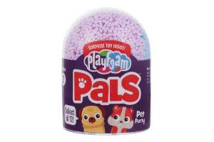 Пластилин Playfoam EducIns ЗабавЛюбим шарик ассор
