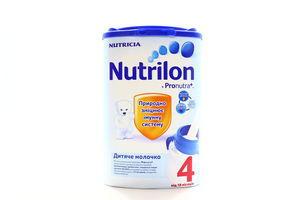 Молочко детское с 18 месяцев Nutricia Nutrilon 800г