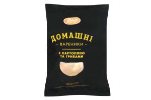 Вареники с картофелем и грибами Домашние м/у 900г