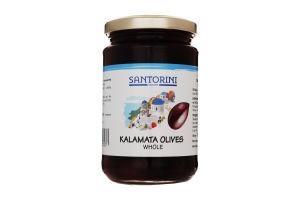 Оливки с косточкой Каламата Santorini Dream c/б 320г