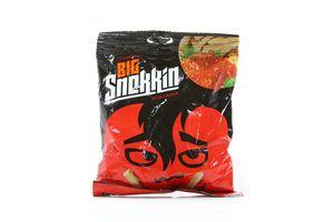 Сухарики со вкусом кетовой икры Big Snekkin м/у 80г