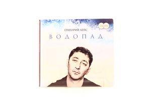 Диск CD+DVD Григорий Лепс Водопад
