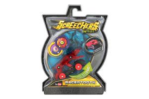 Машинка-трансформер для детей от 6лет №EU683212 Racertooth Screechers Wild 1шт