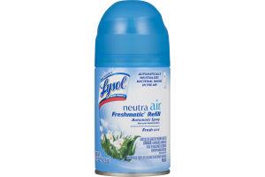Lysol Neutra Air Freshmatic Refill Fresh Scent