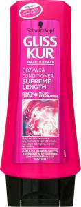 Бальзам для волосся захисний Supreme Length Gliss 200мл