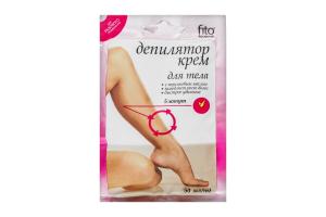 Депілятор-крем ФК для тіла з персиковим маслом 50мл
