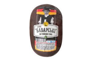 Хлебцы Баварские на темном пиве Золотий дар м/у 0.25кг