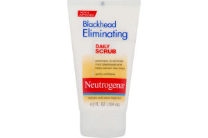 Neutrogena Daily Scrub Blackhead Eliminating
