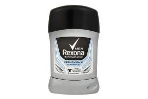 Антиперспирант мужской Невидимый Прозрачный лед Rexona Men 50мл