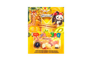 Ассорти фруктовое детское Santa Vita 200г