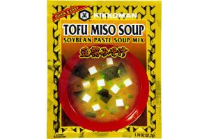 Kikkoman Soup Mix Soybean Paste Toufu Miso Soup